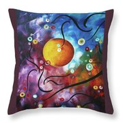 Drama Unleashed 3 Throw Pillow