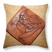 Dramaqueen 3 - Tile Throw Pillow