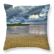Dramatic Cloudscape Throw Pillow