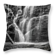 Draped. Throw Pillow