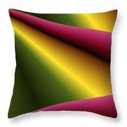 Draped Throw Pillow