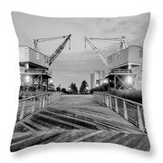 Dravo Plaza Throw Pillow