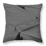 Drawnoylevarb Throw Pillow