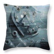 Dreadnought 1 Throw Pillow