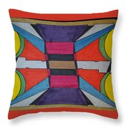 Dream 119 Throw Pillow