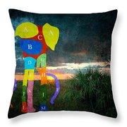 Dream-3 Throw Pillow