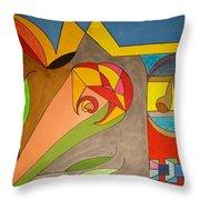 Dream 326 Throw Pillow