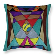 Dream 78 Throw Pillow