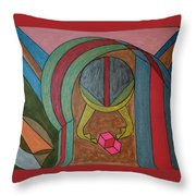 Dream 94 Throw Pillow