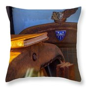 Dream Car Throw Pillow