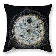 Dream Catcher Time Throw Pillow