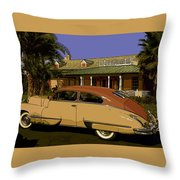 Dream Chaser Throw Pillow