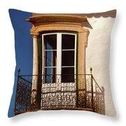 Dream Corner Windows Throw Pillow