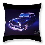Dream Cruise Convertible Throw Pillow