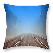 Dream Destination Throw Pillow