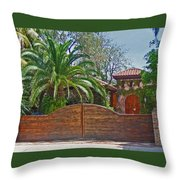 Dream Estate Throw Pillow