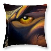 Dream Image 2 Throw Pillow