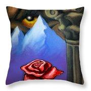 Dream Image 5 Throw Pillow