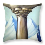 Dream Image 6 Throw Pillow