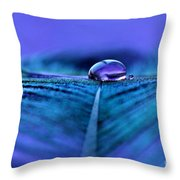 Dream In Peace Throw Pillow
