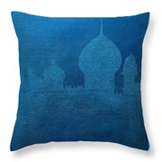 Dream N Three Throw Pillow