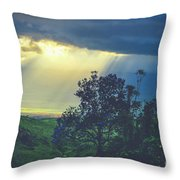 Dream Of Mortal Bliss Throw Pillow