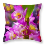Dream Of Spring Throw Pillow