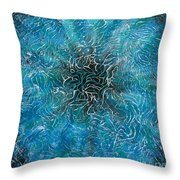 Dream Realm Throw Pillow