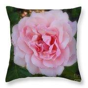 Dream Rose Throw Pillow