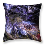 Dream Scene Throw Pillow