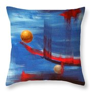 Dream Ship Throw Pillow