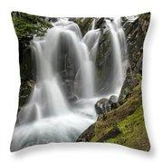 Dream Stream Throw Pillow