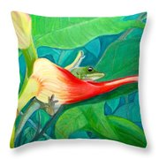 Dream Time-2015 Throw Pillow