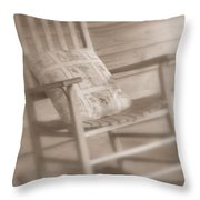 Dream Time Throw Pillow
