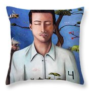 Dream Within A Dream 2 Throw Pillow