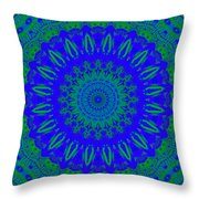 Dreamer Kaleidoscope Throw Pillow
