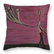Dreamers 13-003 Throw Pillow