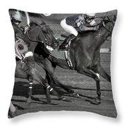 Dreamers II Throw Pillow
