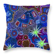 Dreaming 1 Throw Pillow