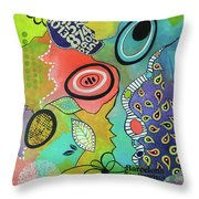 Dreaming In Colour 2 Throw Pillow