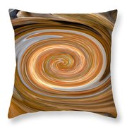 Dreaming In Hopi Land Throw Pillow
