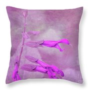 Dreaming In Pink Throw Pillow