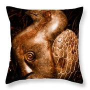 Dreaming Of Flying Throw Pillow