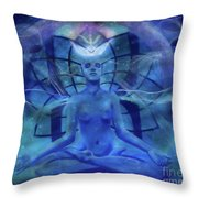 Dreaming Of Home Throw Pillow