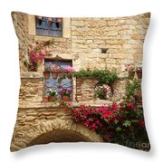 Dreaming Of Spain Throw Pillow