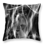 Dreaming Of The  Sphinx Throw Pillow