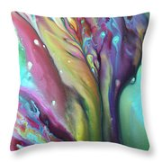 Dreaming Of Tranquilty Throw Pillow