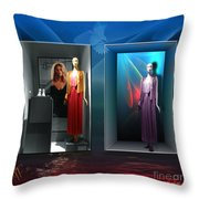Dreaming The Dream Throw Pillow