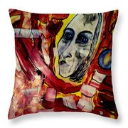 Dreaming The New Europe Throw Pillow