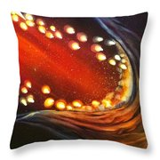 Dreaming With You Throw Pillow